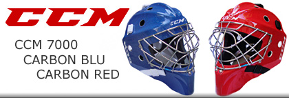 CCM 7000 CARBON BLUE - CARBON RED
